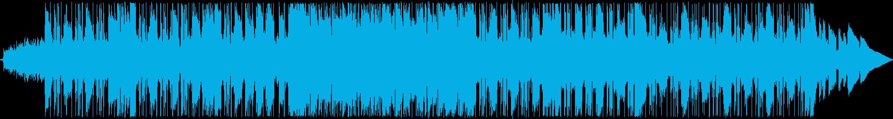 インディーズ ロック ドラマチック...の再生済みの波形