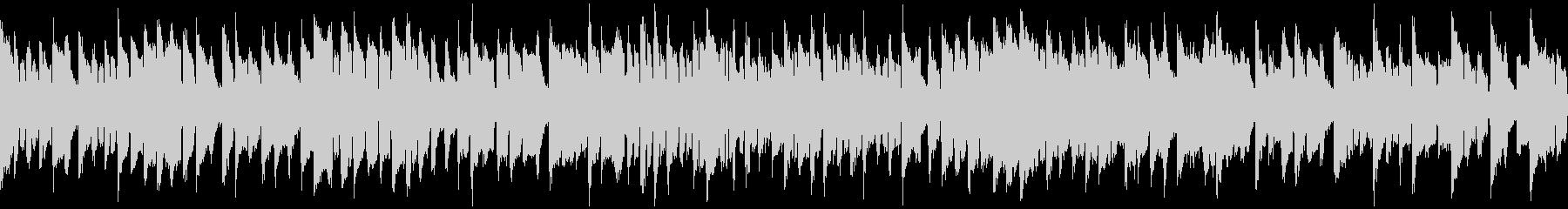 メルヘンチックなリコーダー ※ループ版の未再生の波形