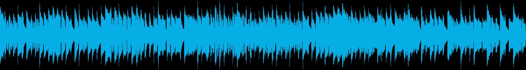 メルヘンチックなリコーダー ※ループ版の再生済みの波形