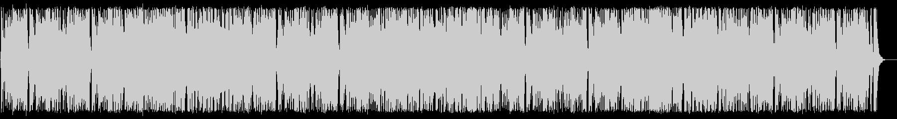 小序曲「くるみ割り人形組曲」よりの未再生の波形
