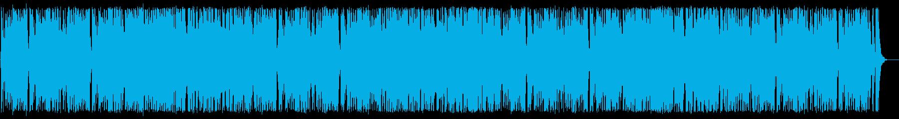 小序曲「くるみ割り人形組曲」よりの再生済みの波形