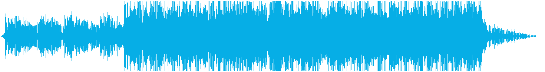 モダン テクノ ラウンジ まったり...の再生済みの波形
