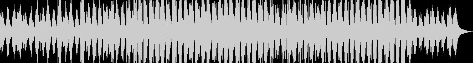 ほのぼの・爽やか・映像・イベント用の未再生の波形