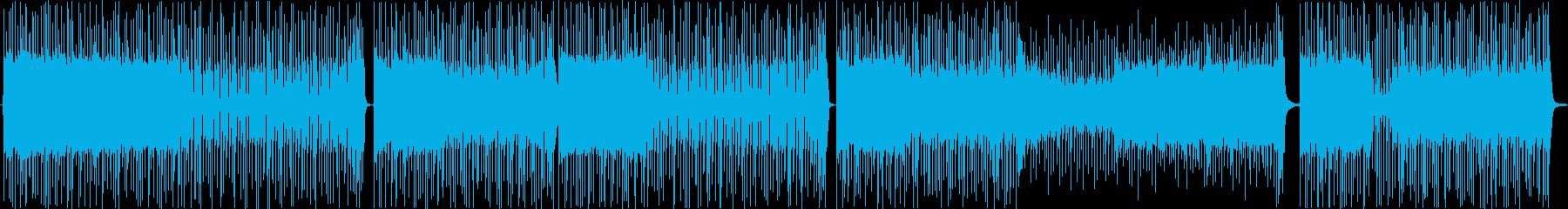 エネルギー。イングリッシュポップ、...の再生済みの波形