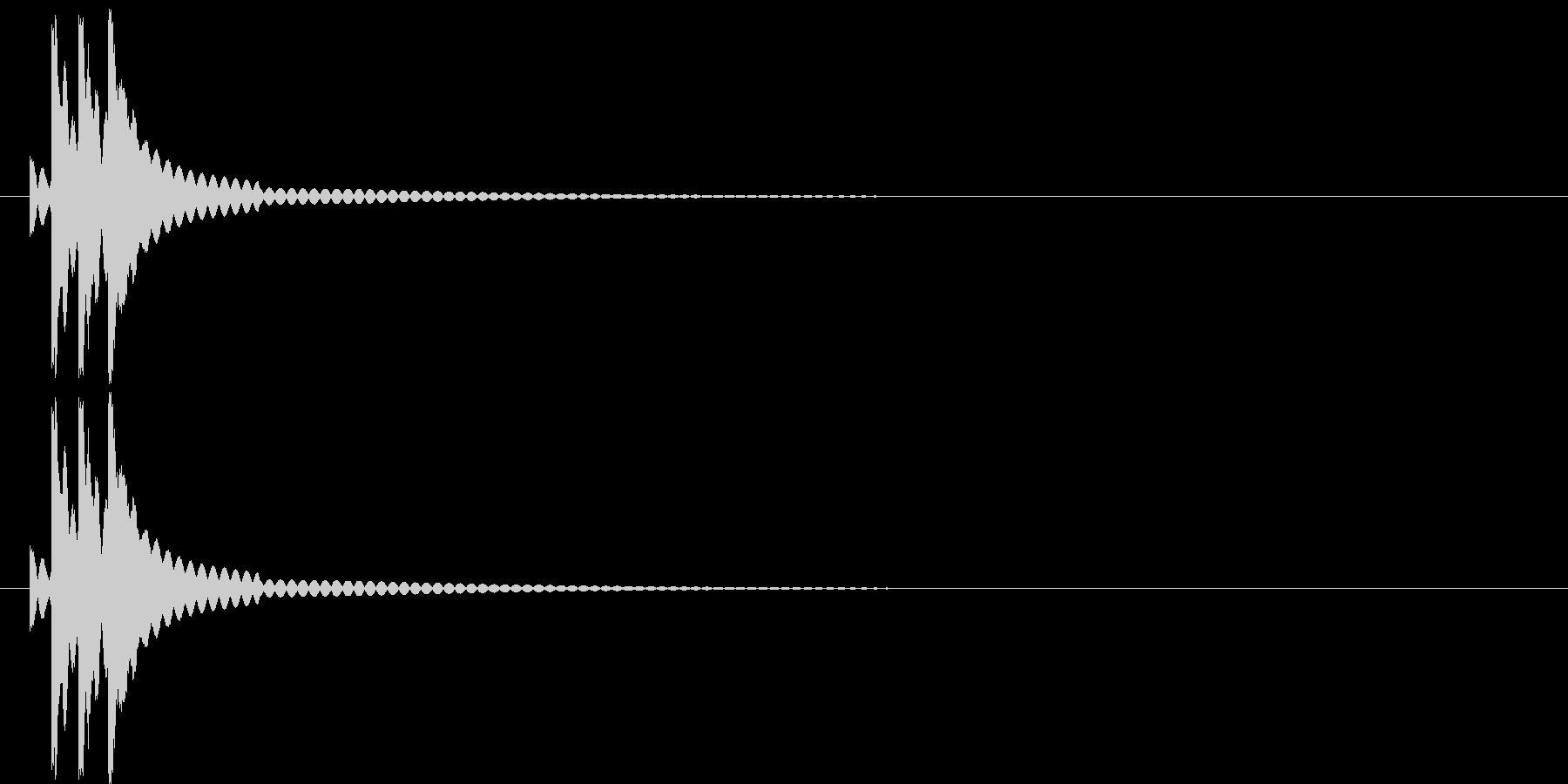りん・持鈴「チリチリン」#5の未再生の波形