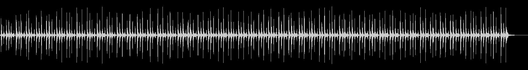 ラテン火山のパーカッショングルーブ...の未再生の波形