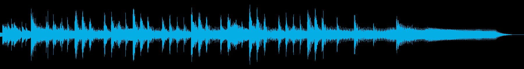 ランチェロリズム、速いテンポから遅...の再生済みの波形