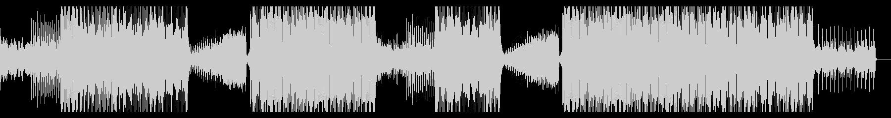 ナレーションに合う洋楽ポップなピアハウスの未再生の波形