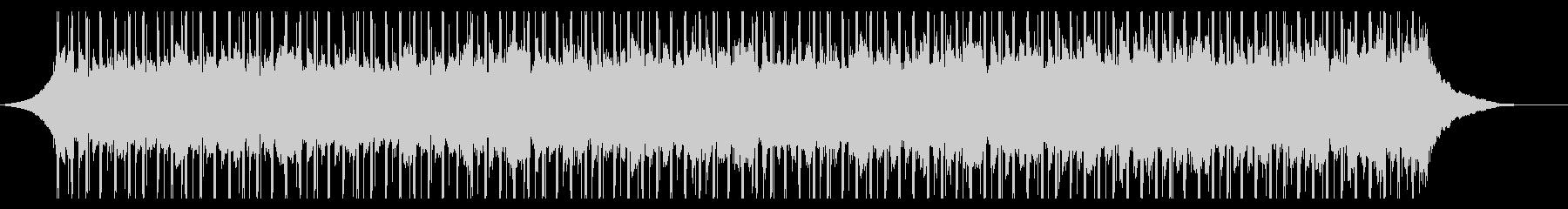 チュートリアル(60秒)の未再生の波形