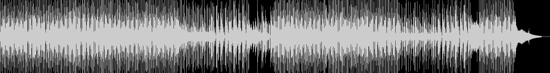 ウクレレ・軽快・ほのぼの作品に 短尺の未再生の波形