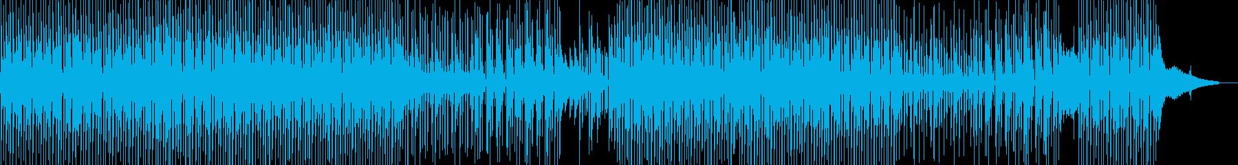 ウクレレ・軽快・ほのぼの作品に 短尺の再生済みの波形