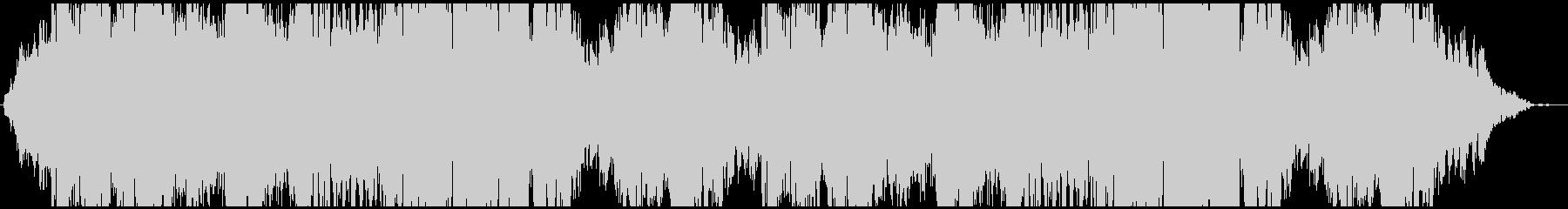 ドローン H ノイズ02の未再生の波形