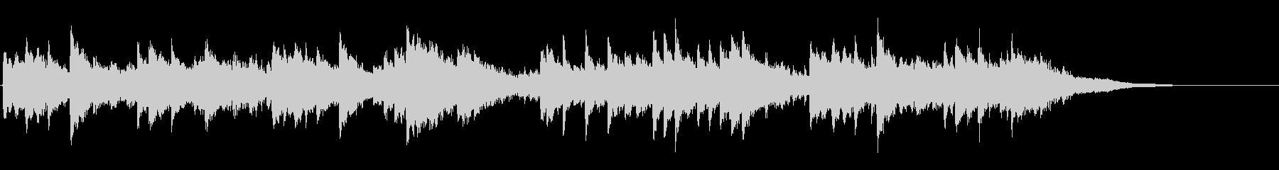 クラーマー=ビューロー練習曲より 41番の未再生の波形
