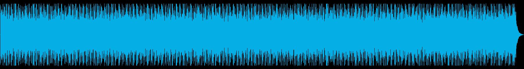 エレピの懐かしい雰囲気が優しい曲の再生済みの波形