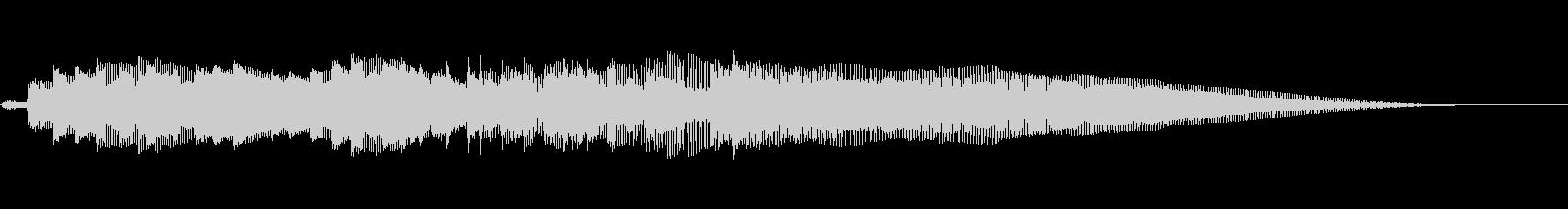 エレキギター:低下降タッピングトリ...の未再生の波形