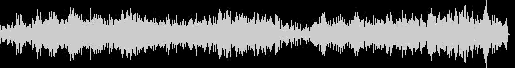 異世界ファンタジーRPGケルト音楽風の曲の未再生の波形