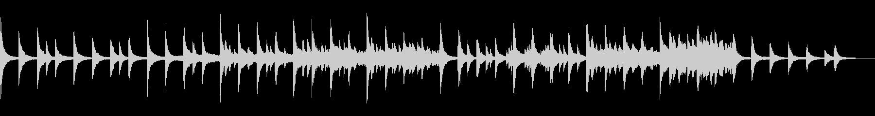 KANTスピーチ用BGM200709の未再生の波形
