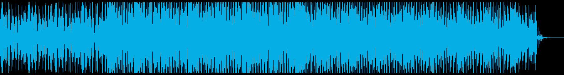 ファッションディープハウス(ミディアム)の再生済みの波形