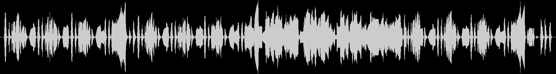 クラとチューバのほのぼのの未再生の波形