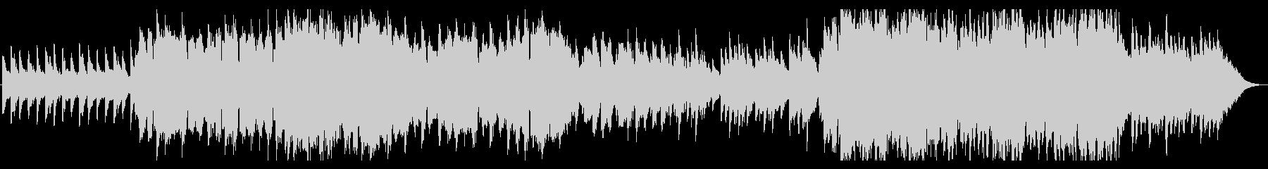 笛メインしっとり雰囲気のケルトなリール曲の未再生の波形