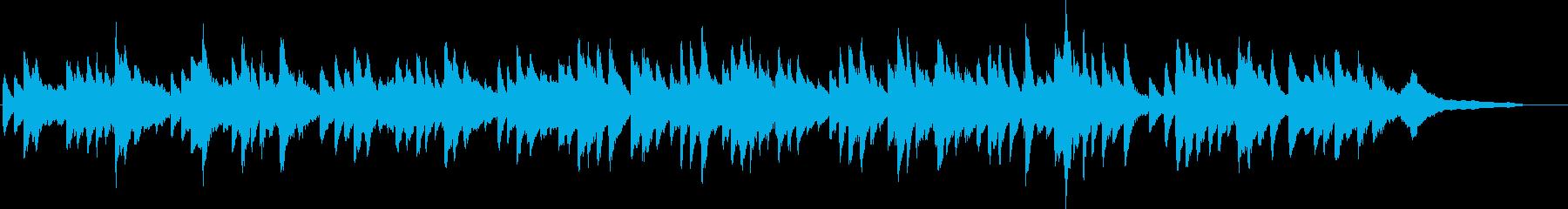ダニーボーイ・シンプルで優しいピアノソロの再生済みの波形