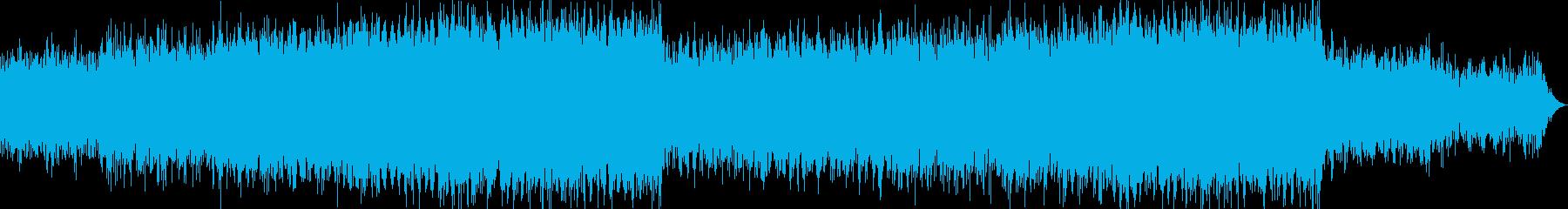 明るく爽やかなオーケストラポップ-03の再生済みの波形