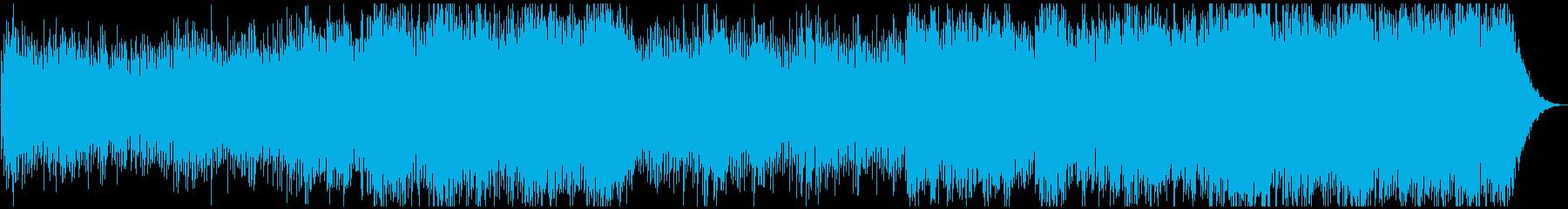 ディスコ スタイリッシュ レトロ ...の再生済みの波形