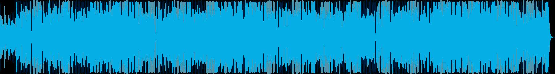 エレピの音色が印象的なブルースロックの再生済みの波形