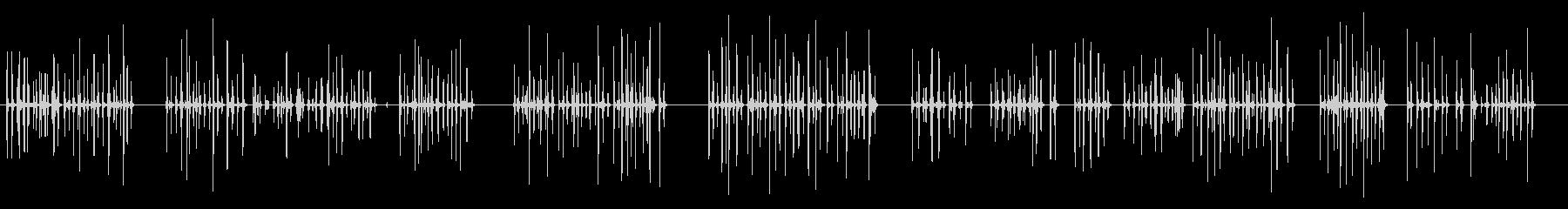 PC キーボード04-02(強)の未再生の波形