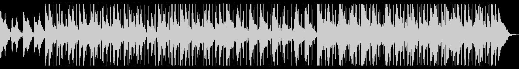ローファイヒップホップ/メロウな雰囲気の未再生の波形