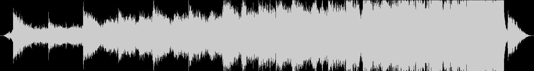 感動的トレーラーオーケストラ&クワイアの未再生の波形