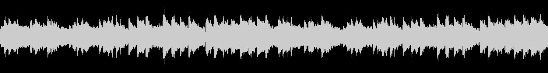サカモト的なピアノと弦楽の切ないループの未再生の波形