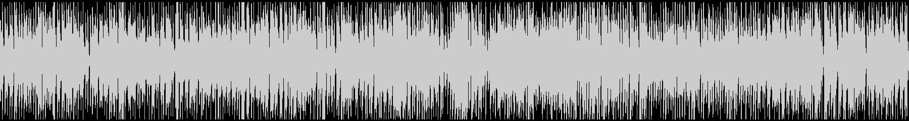 ハッピーなジプシースイング※ループ仕様版の未再生の波形