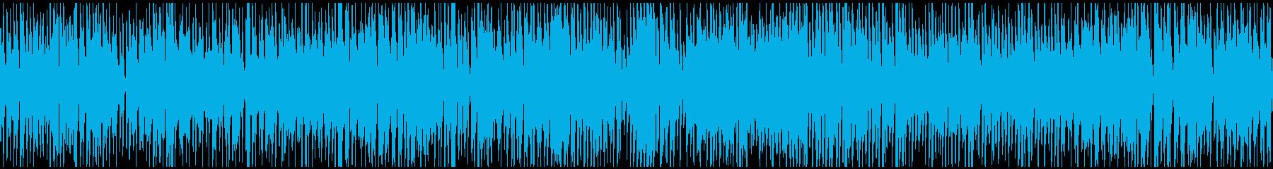 ハッピーなジプシースイング※ループ仕様版の再生済みの波形
