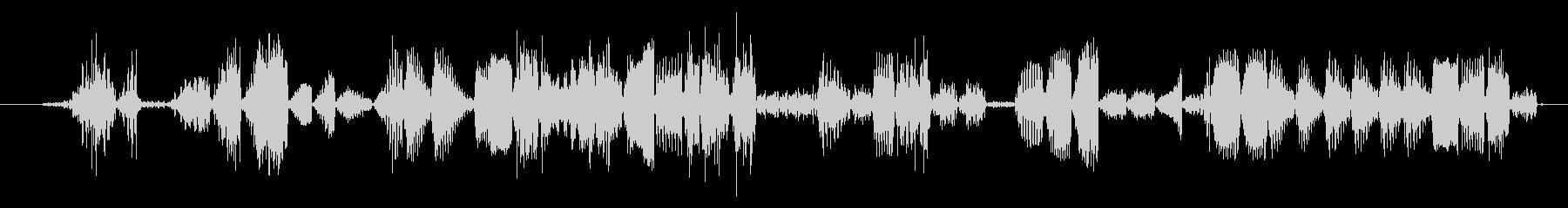 イメージ グリッチトークFX 06の未再生の波形