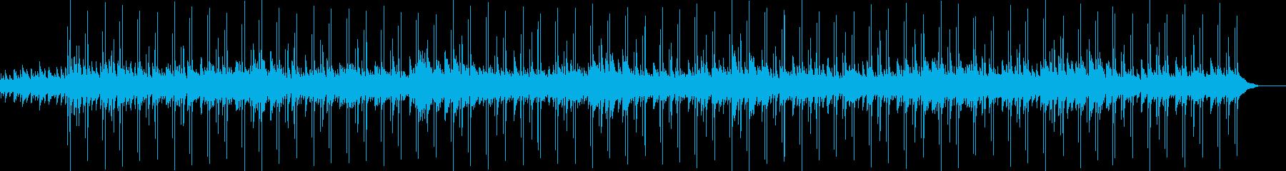 ポップイージーリスニングインストゥ...の再生済みの波形