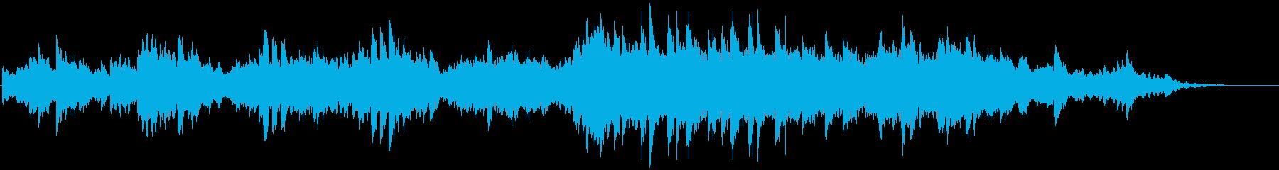 ストリングス・ピアノ・感動・優しいの再生済みの波形