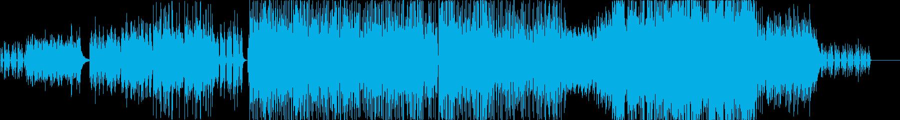 Ranunculusの再生済みの波形