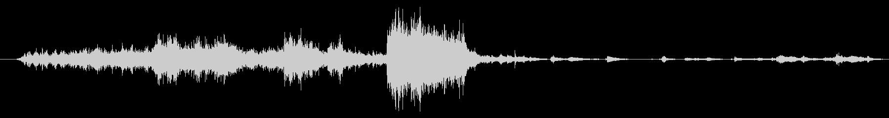 アルミホイルのロール:カッティング...の未再生の波形
