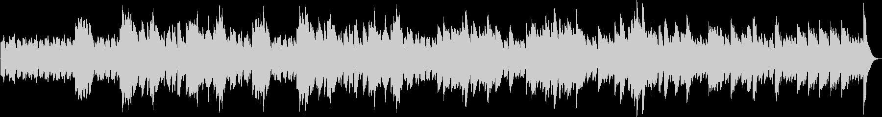 作業用癒し系オルゴールオリジナル曲の未再生の波形