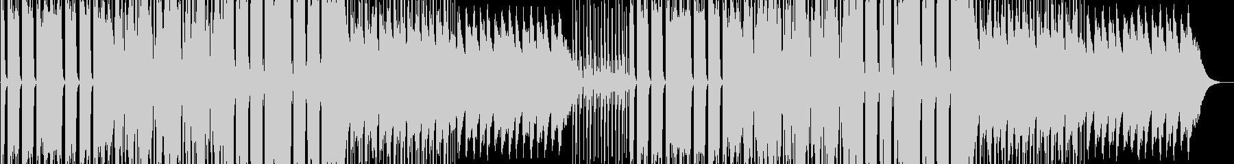 ピアノがお洒落なヒップホップの未再生の波形