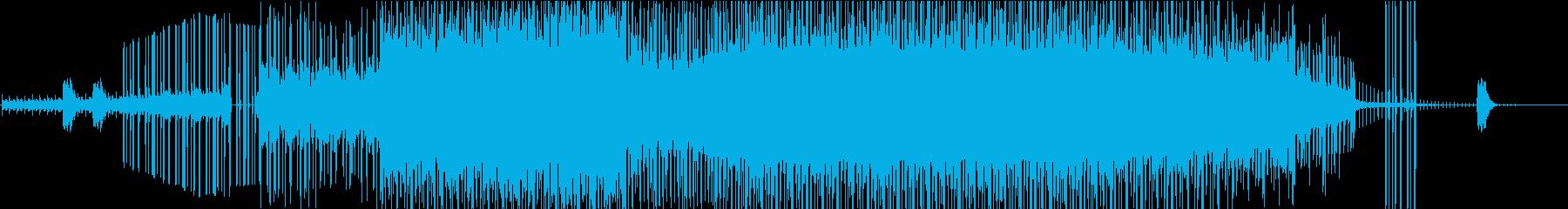 〜切ないシーンでの複雑な感情〜の再生済みの波形