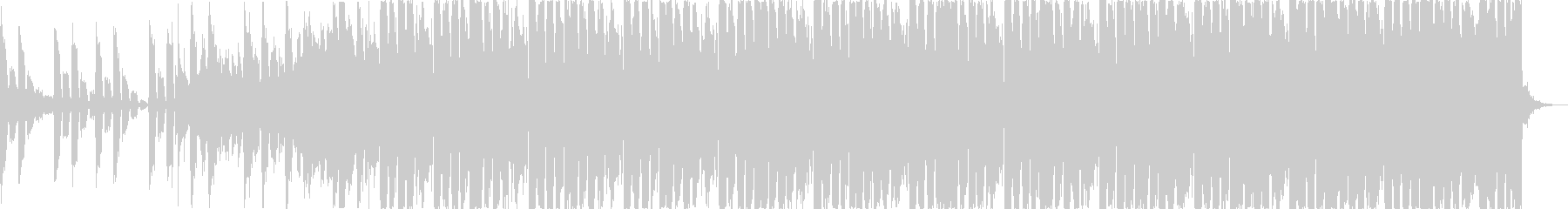 Fashionable corporate commercial EDMb's unreproduced waveform