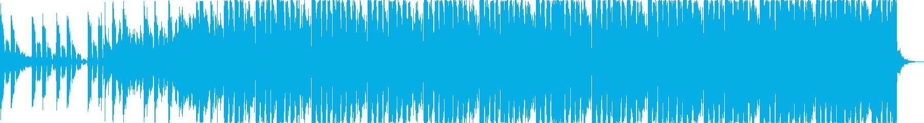 Fashionable corporate commercial EDMb's reproduced waveform