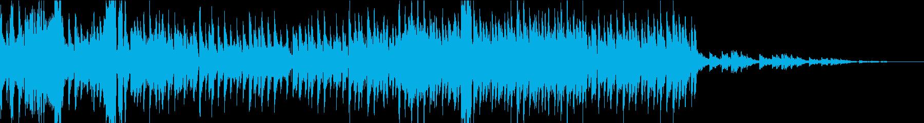 二胡が奏でるしっとりした中華風EDMの再生済みの波形