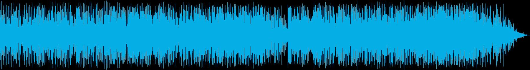 ファンキーなアンダースコアのギリシ...の再生済みの波形