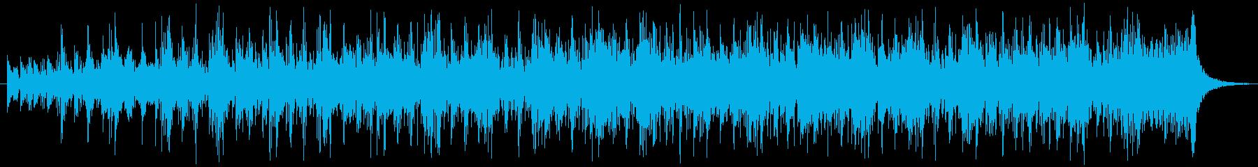 緊張感ある日本太鼓と三味線合奏の再生済みの波形