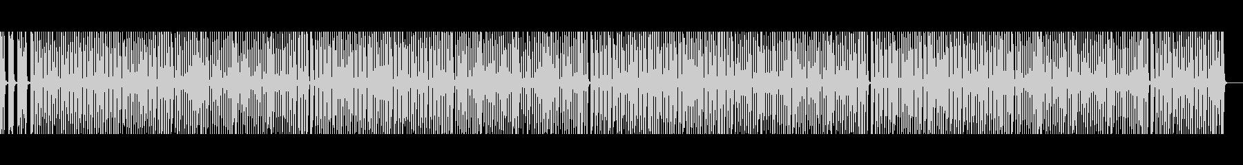 子供のクッキングに合うラグタイムピアノ風の未再生の波形