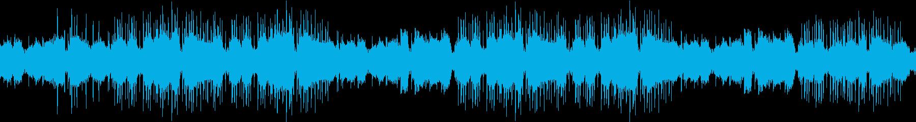 せんちメンタル・エモ・ヒップホップ・夜の再生済みの波形