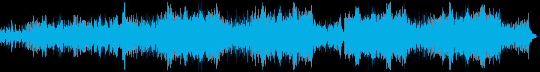 【メロディ・リズム・ベース抜き】爽やか…の再生済みの波形